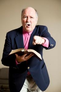 Hellfire and Brimstone Preacher